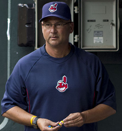 Terry Francona and food