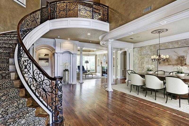Adrian Peterson Houston house