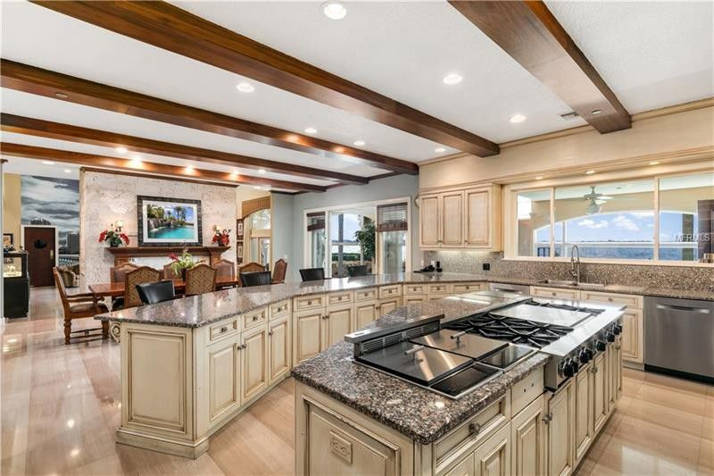 Shaquille O'Neal Orlando home photos
