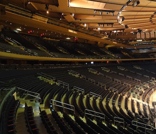 Madison Square Garden: A Tour Of New York's Iconic Madison Square Garden