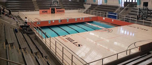 Beverly Hills High School Swim Gym