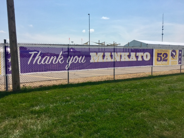 Vikings Final Training Camp Mankato 2017