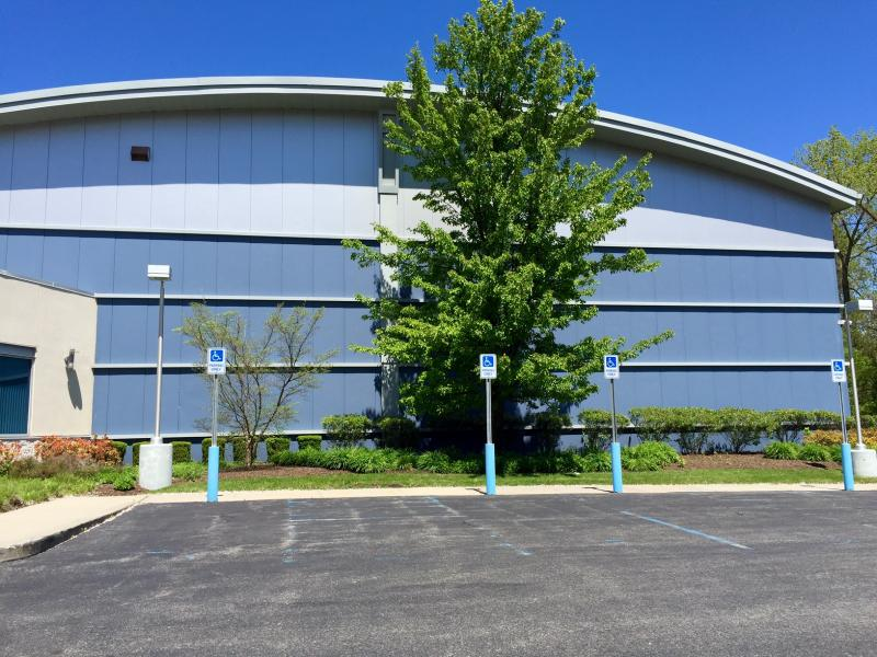 Madison Square Garden Training Center Exterior Photo