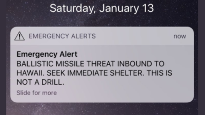 Magic Johnson and Hawaii false missile alert