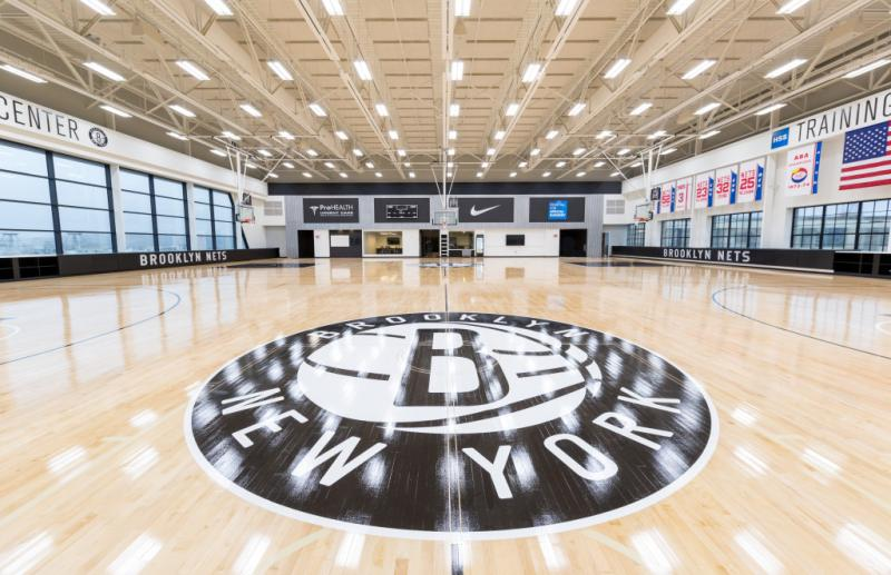 A detailed breakdown of the Nets brand new Brooklyn practice facility and headquarters.