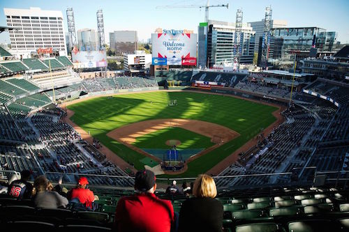 MLB Stadium Showcase: The Braves New SunTrust Park