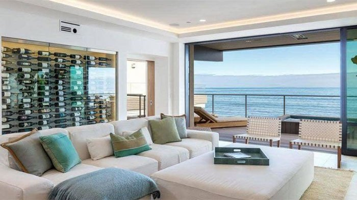 Kevin Durant Malibu Home Photos
