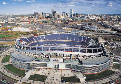 Sports Authority Field at Mile High Breakdown