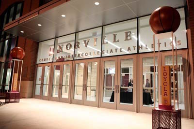Norville Center Loyola of Chicago