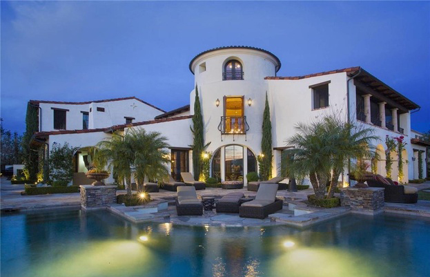Albert Pujols Irvine home for sale