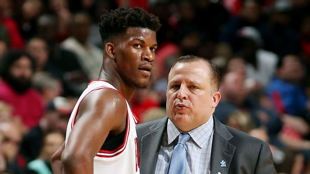 Jimmy Butler Trade From Bulls To Timberwolves