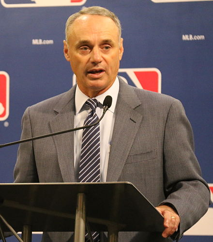 Opening Day Letter From MLB Commissioner To Fans