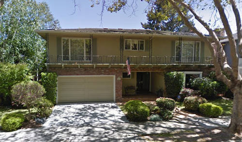 Tom Brady San Mateo Childhood Home