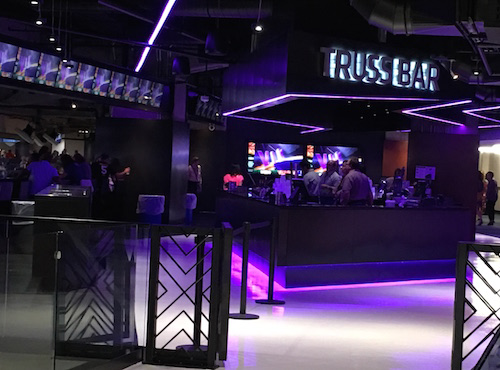 U.S. Bank Stadium Truss Bar