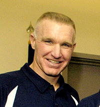 Chris Mullin a Brooklyn Nets fan