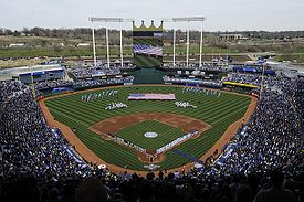 $250 million Kauffman Stadium Arrowhead Stadium renovation