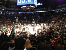 Barclays Center Seating View